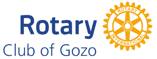 Rotary Club of Gozo Logo